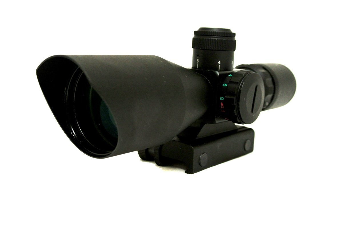 Monstrum Tactical 3-9x40 Rifle Scope