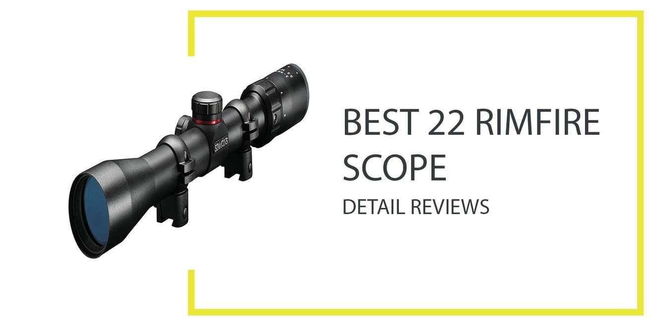 Best 22 Rimfire Scope