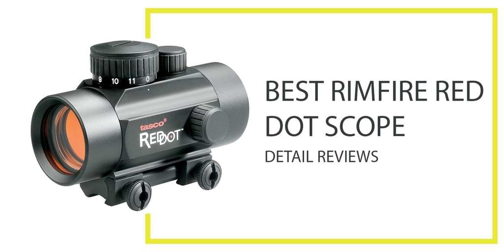 Best Red Dot Scope