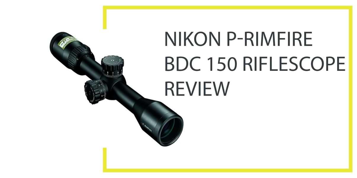 Nikon P-RIMFIRE BDC 150
