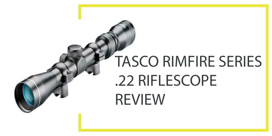 Tasco scope