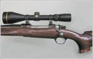 mount scope