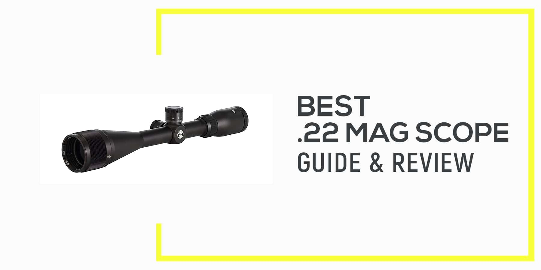 Best .22 Mag Scope