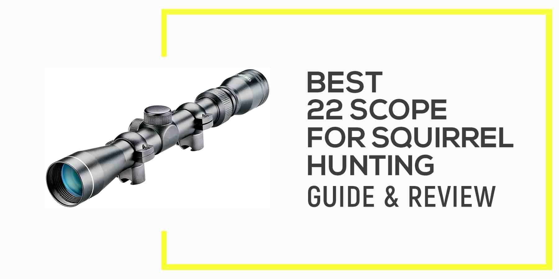 Best 22 Scope