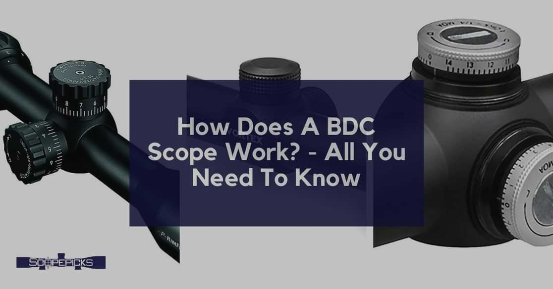 How does a BDC scope work