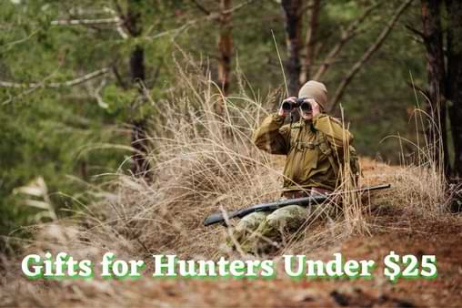gifts for hunters under $25